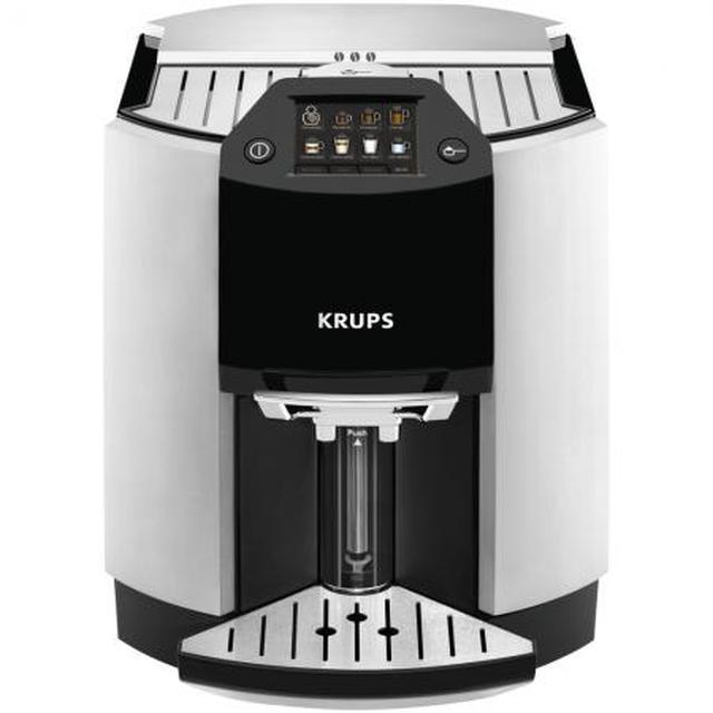 Krups EA9000 - funkcjonalny ekspres do kawy