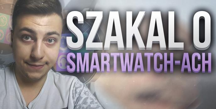 Smartwatchowy Świat Według Szakala