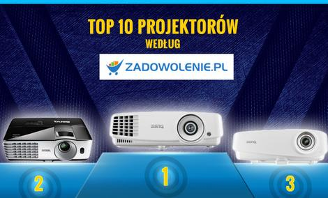 TOPowe Projektory - Ranking ze Sklepu Zadowolenie.pl