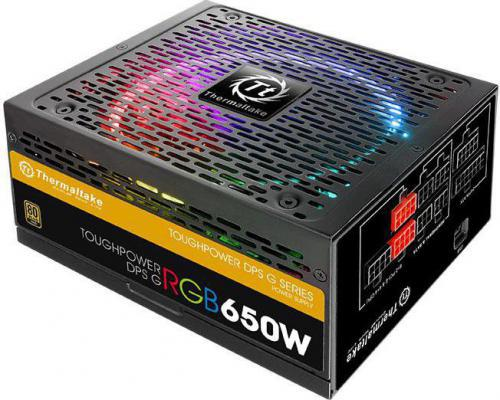 Thermaltake Toughpower DPS G RGB 650W (PS-TPG-0650DPCGEU-R)