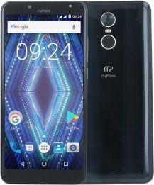 myPhone PRIME 18x9 16GB Czarny
