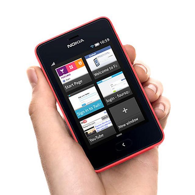 Nokia Asha 501 - niewielki smartfon w przystępnej cenie