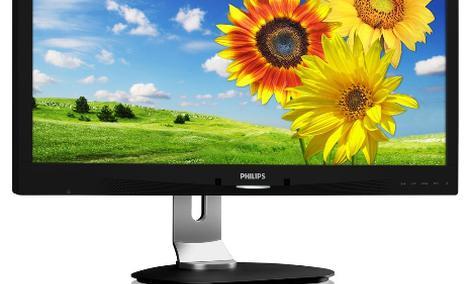 PHILIPS 271P4QJKEB – bogato wyposażony monitor  z matrycą AMVA