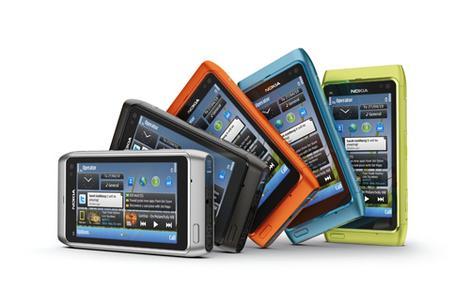 Nokia N8 - pierwszy telefon z Symbianem^3