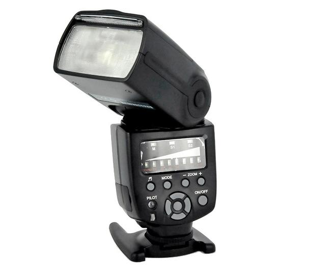 YongNuo YN-560 - unboxing lampy błyskowej