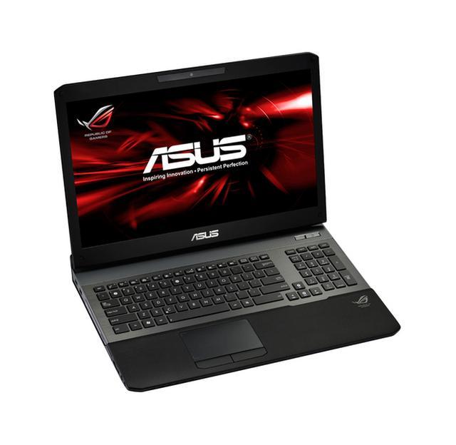 Notebook Asus G75VW i jego graficzne mozliwości