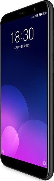 Meizu M6T 3/32GB Czarny
