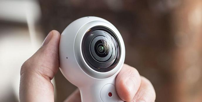 Samsung Gear 360 - Nowa Kamera Mobilna Dla Galaxy S8!