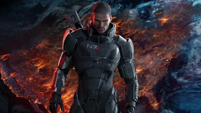 Mass Effect - zapowiedź