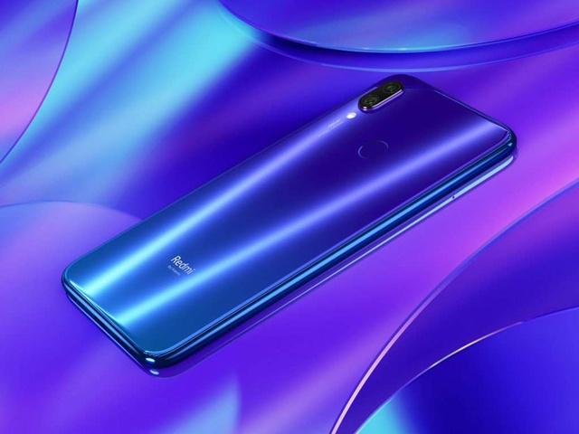 Redmi Note 7 szokuje swoim wykończeniem
