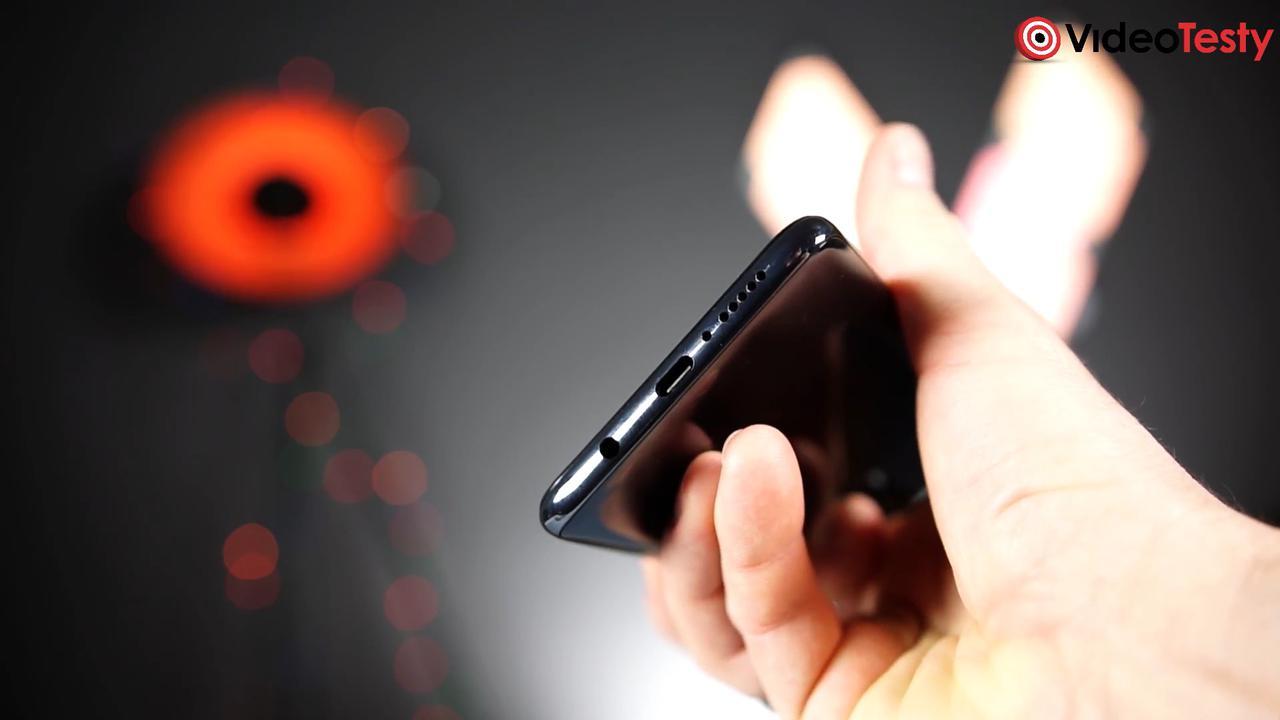 Pojedynczy głośnik Redmi Note 8 Pro łatwo jest zakryć