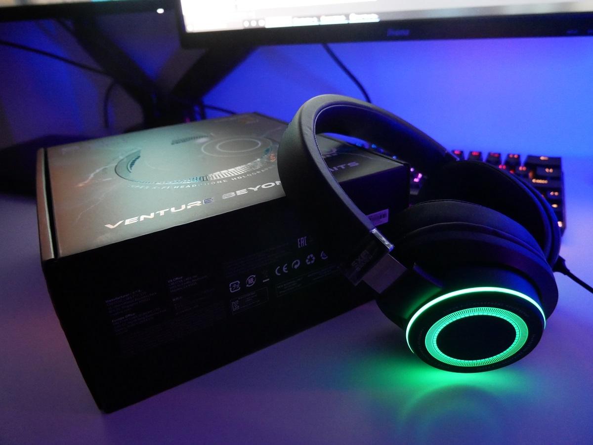 Creative SXFI Gamer pudełko słuchawek