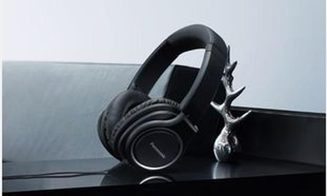 Panasonic RP-HD10 i RP-HD5 - Epicko Grające Słuchawki