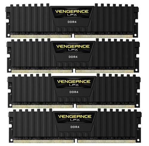 Corsair DDR4 Vengeance LPX 32GB /2666 (4*8GB) CL16-18-18-35