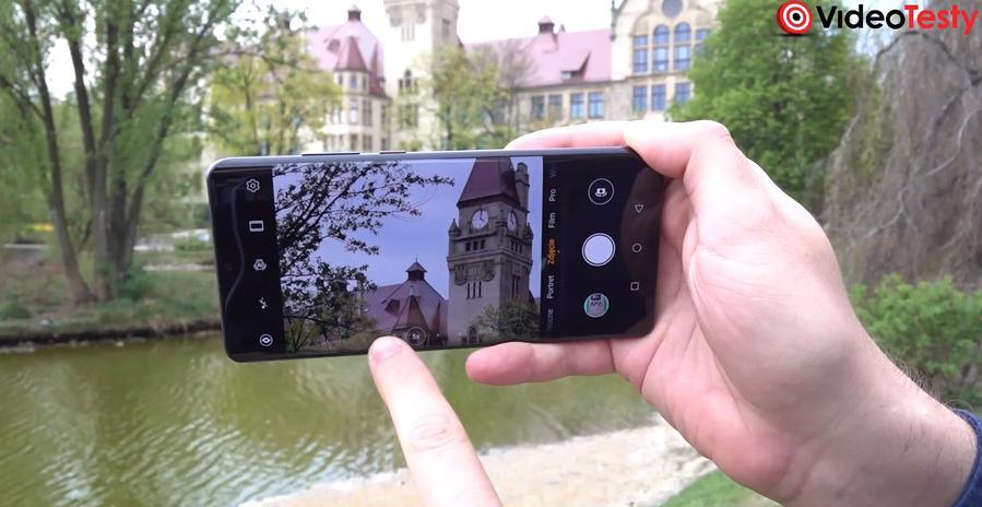 Huawei P30 Pro aparat