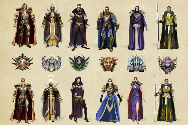 Kolejne informacje na temat klasy Generałów (Age of Wonders III)