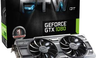 EVGA GeForce GTX 1080 FTW DT Gaming 8GB GDDR5X (256 Bit) DVI, HDMI, 3xDP, BOX (08G-P4-6284-KR)