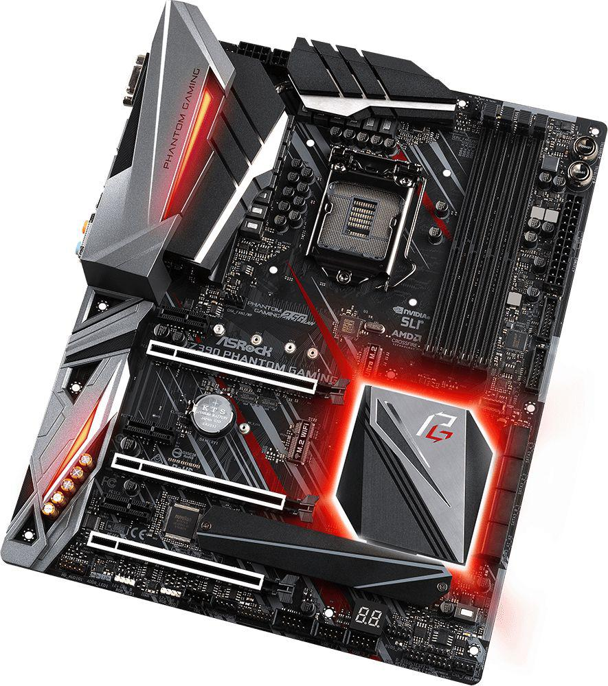ASRock Z390 PHANTOM GAMING 6 (90-MXB900-A0UAYZ)
