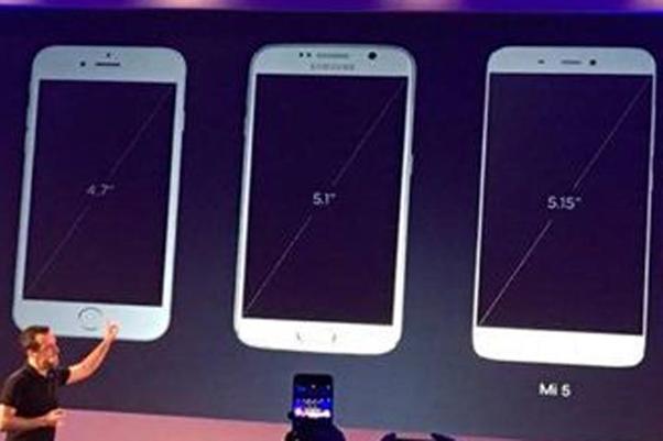 Samsung Galaxy S7 vs LG G5 vs Xiaomi Mi 5