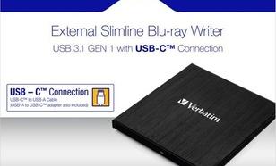 Verbatim Blu-Ray Slimline 43889