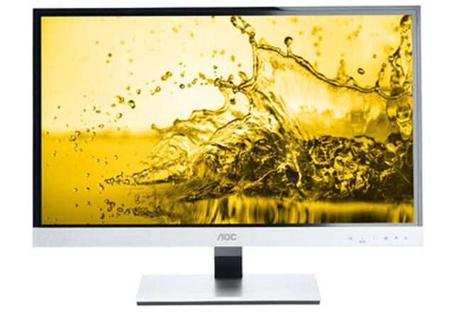 Duży monitor AOC do niezapomnianych wrażeń 3D