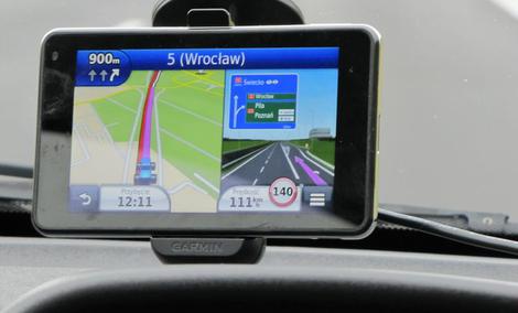 Garmin 3490LMT Test nawigacji samochodowej [TEST]