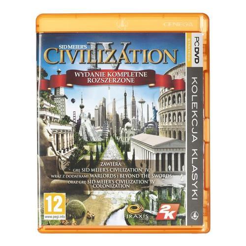 PKK Civilization IV Wydanie Kompletne Rozsze