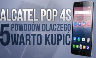 Czytnik Linii Papilarnych za 900 zł?! Alcatel Pop 4S - Czy Warto Kupić?