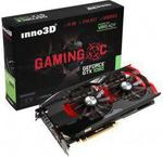 Inno3D GTX1080 Gaming OC 8GB GDDR5X (256 Bit) DVI, HDMI, 3xDP, BOX (N1080-1SDN-P6DNX)