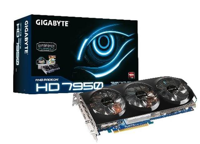 GIGABYTE GV-R795WF3-3GD - popularna karta graficzna