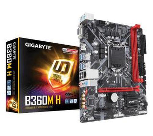 Gigabyte B360M H