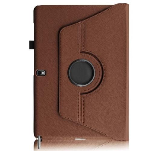 "WEL.COM Etui obrotowe 360° Galaxy Note Pro 12.2"" P900/P901 brązowe"
