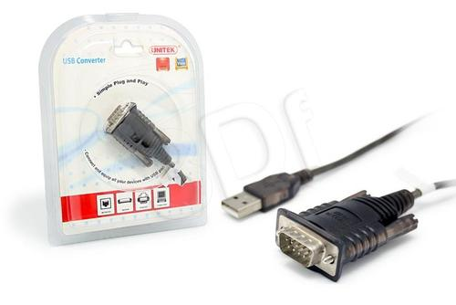 KONWERTER UNITEK USB DO 1 X RS-232