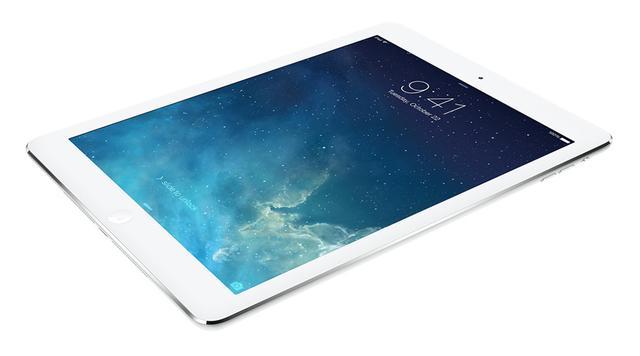 iPad Air - znakomity tablet o świetnym wyglądzie