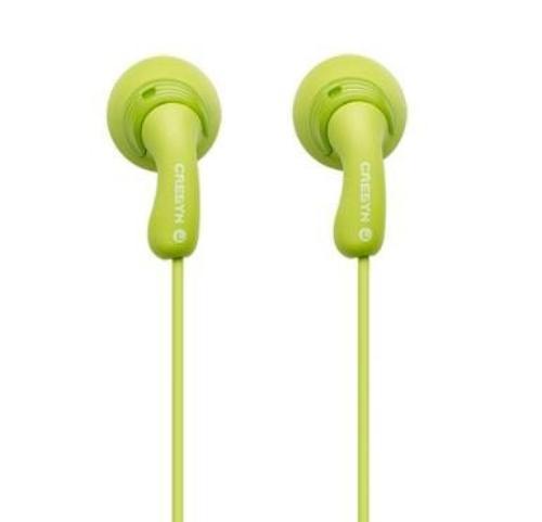 Cresyn C190E Green Słuchawki douszne