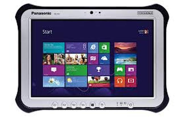 Panasonic ToughPad FZ-G1 - tablet do zadań specjalnych