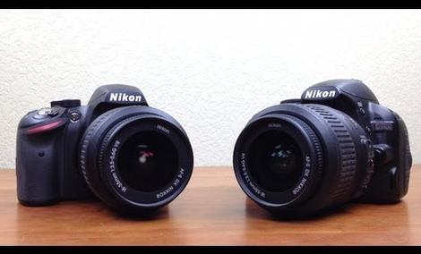 Nikon D3200 vs D3100 - porównanie dwóch cenionych lustrzanek
