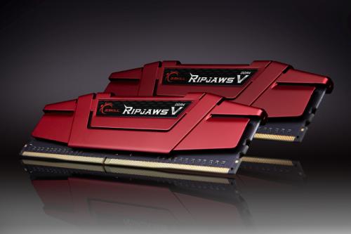 G.Skill Ripjaws V DDR4, 8GB (4GBx2), 2666MHz, CL15, 1.2V (F4-2666C15D-8GVR)
