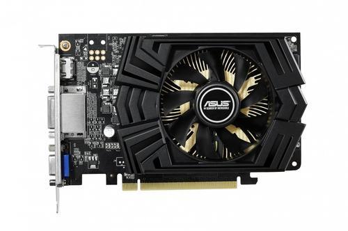 Asus GeForce CUDA GTX750Ti 2GB DDR5 PCI-E 128BIT 2DVI/HDMI/DSub BO