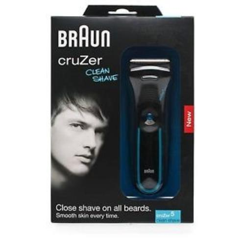Braun Golarka akumulatorowa cruZer 5 clean shave