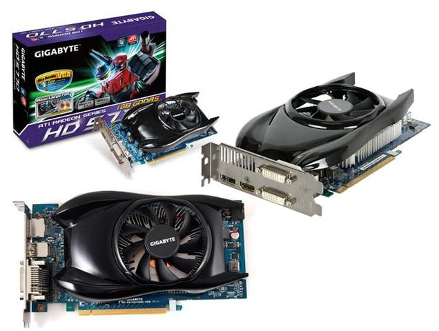 Gigabyte Radeon 5770
