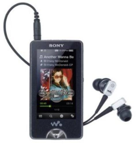Sony NWZ-X1050