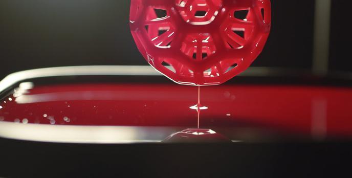 Płynny Druk Dzięki Innowacyjnej Drukarce 3D