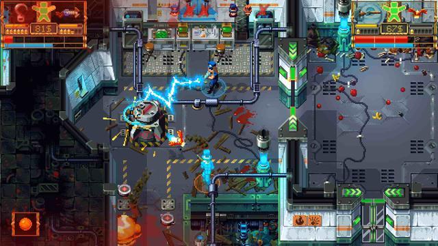 Tower 57 - Chaos Engine naszych czasów