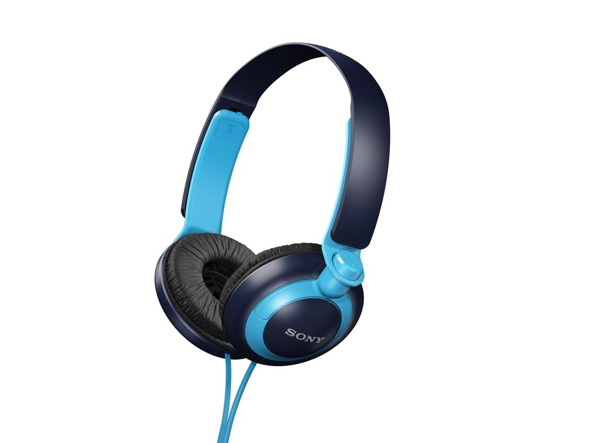 Słuchawki Sony MDR-XB200 w trzech kolorach