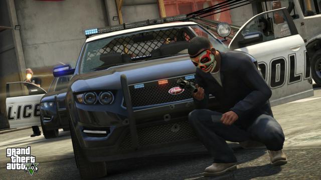 GTA 5 w wersji PC