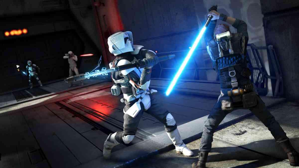 Star Wars Jedi: Upadły Zakon - Miecz świetlny
