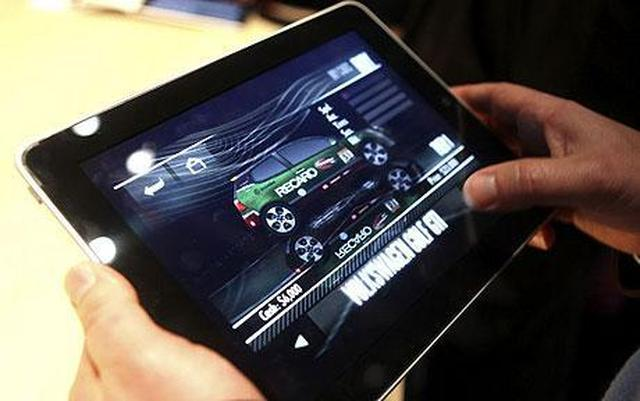 Sony S1 tablet - prezentacja