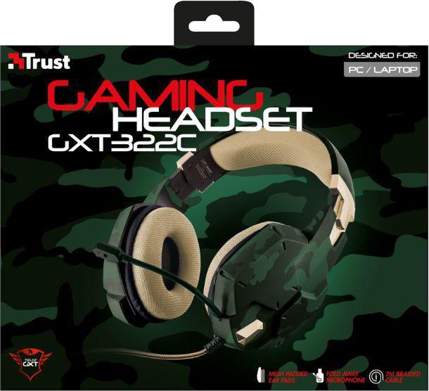 Trust GXT322C GAMING (20865)