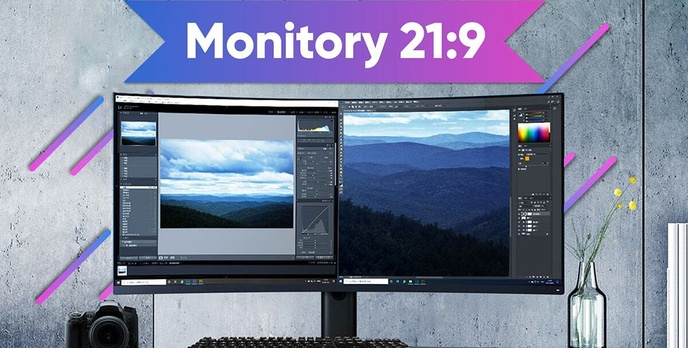 Monitor ultrapanoramiczny (21:9) – Jaki kupić? [TOP7]
